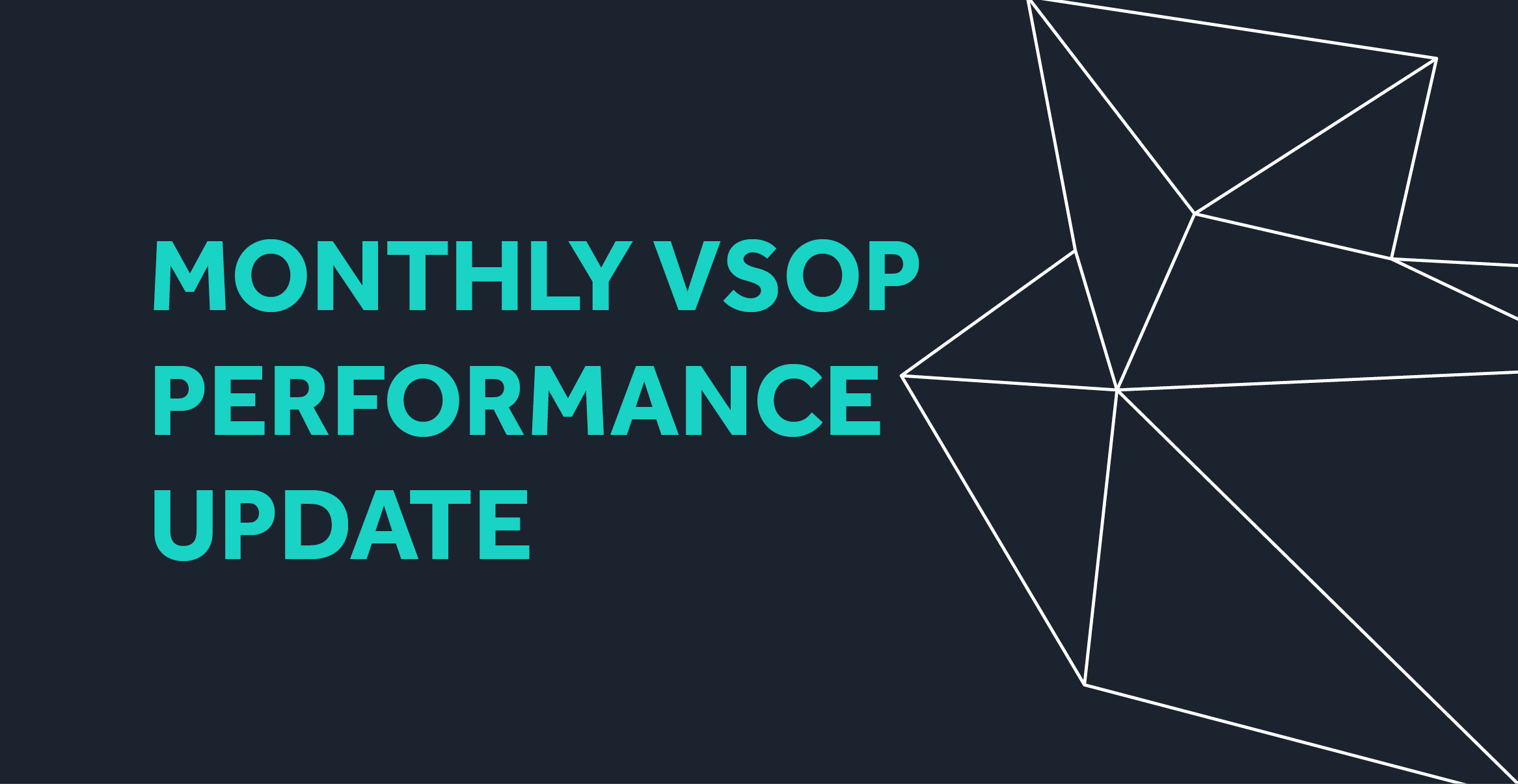 Monthly VSOP Performance Update