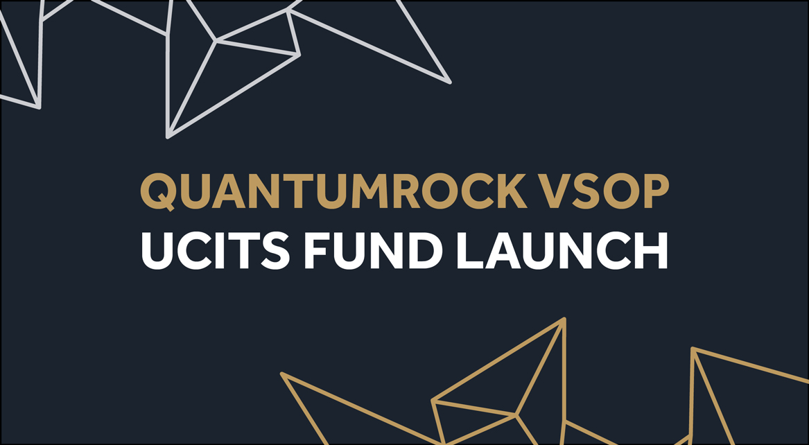 Quantumrock launched it's highly successful AI strategy as a UCITS fund